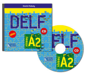 Εκδόσεις Roboly - DELF A2 – CD Audio